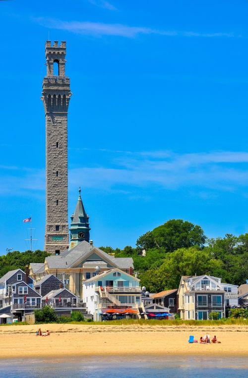 pilgrim monument cape cod ma