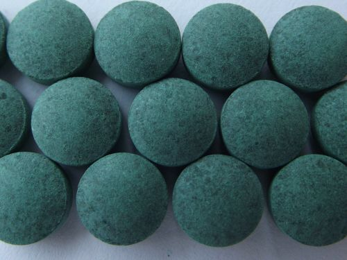 pill drugs green
