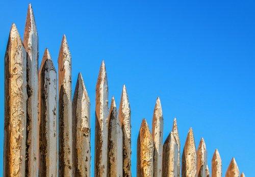 pillar  post  wood