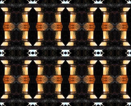 Pillar Repeat Pattern