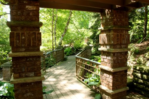 Pillars And Path