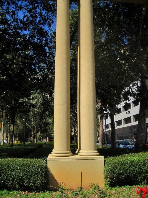 Pillars, Sandton