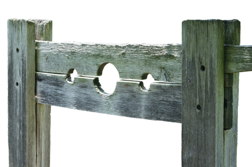 pillory device penalty