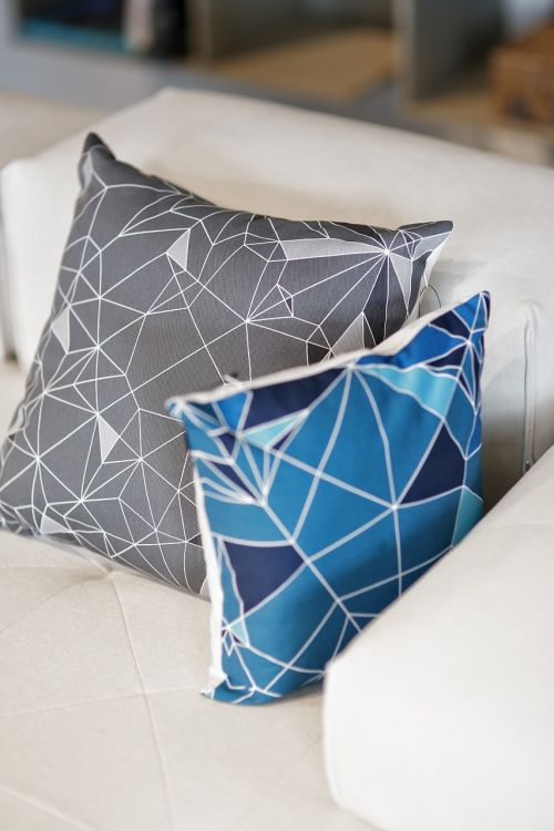 pillows pillow geometric