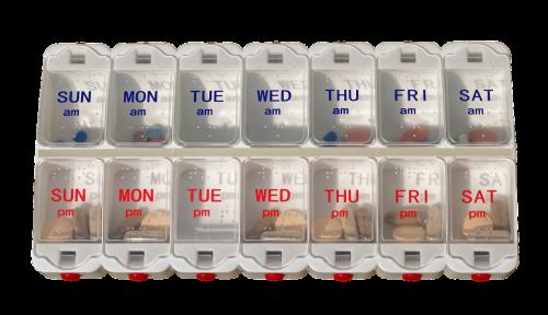tablečių dozatorius,tabletes,medicina,organizatorius,tabletės,medicinos,varfarinas,digoksinas,dozatorius,receptas,gydytojas,sveikatos apsauga,vaistinė,priežiūra,sveikata,liga,vaistinė,farmacijos,narkotikai,kapsulė,konteineris,nurodyti,dėžė,gydymas,dozė,skaidrus fonas