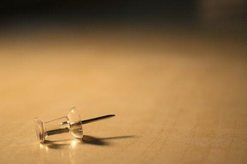 pin thumbtack tack