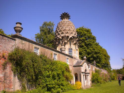 pineapple scotland scottish folly