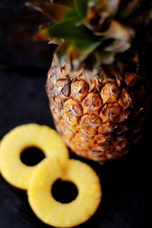 pineapple fruit food