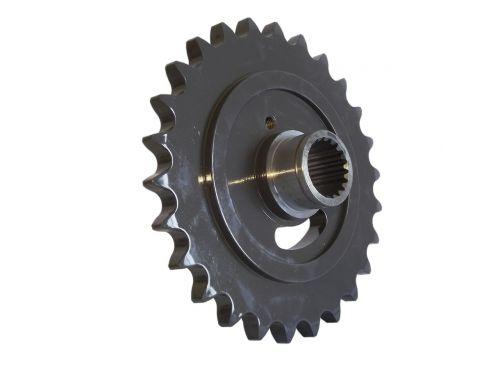 pinion gear mechanics