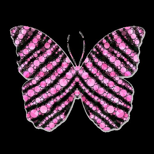 pink black zebra print