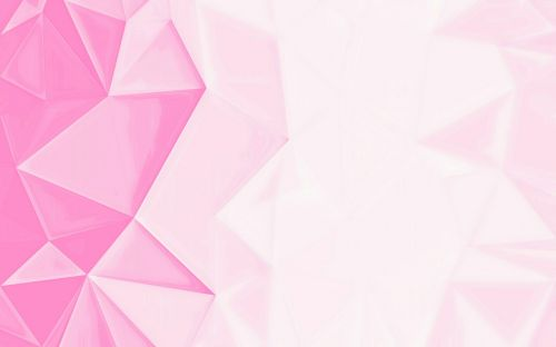 pink background triangles
