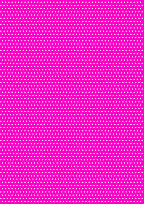 pink polka dot texture