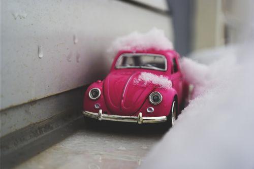 pink car vehicle