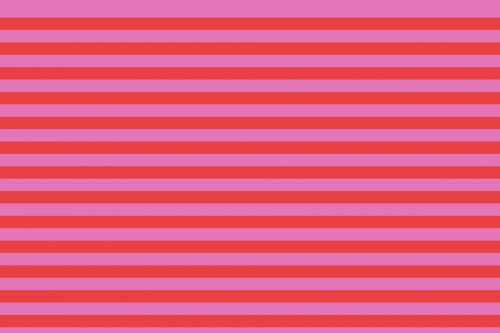 Pink And Red Stripes