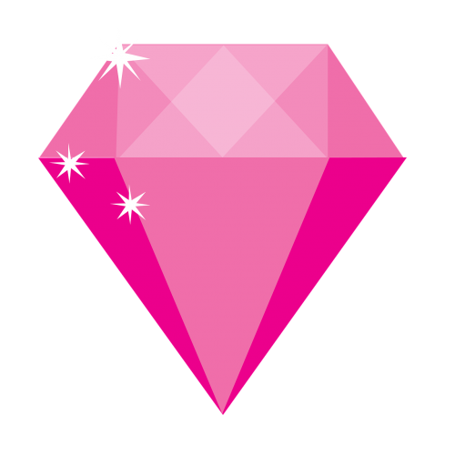 pink diamond gem jewel