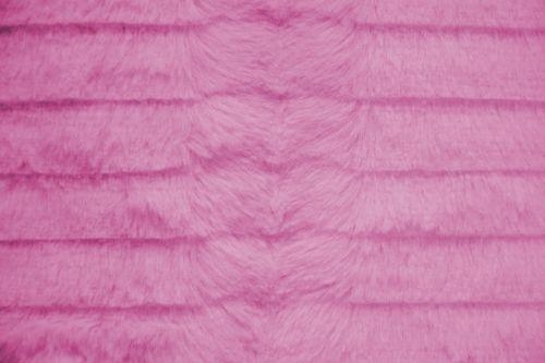 Pink Fur Texture Background