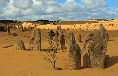 pinnacles stones westcoast