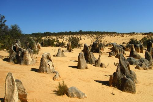 pinnacles washington landscape