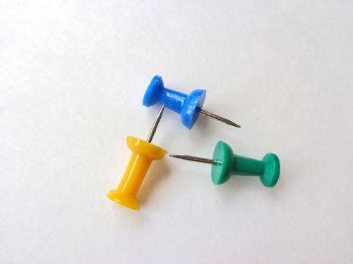 pins office supplies