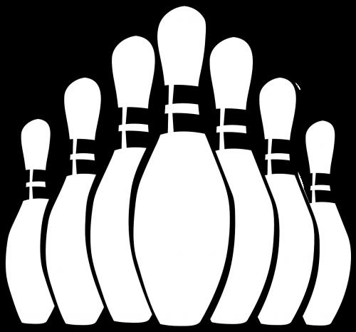 pins sport bowling