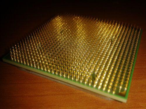 pins cpu processor