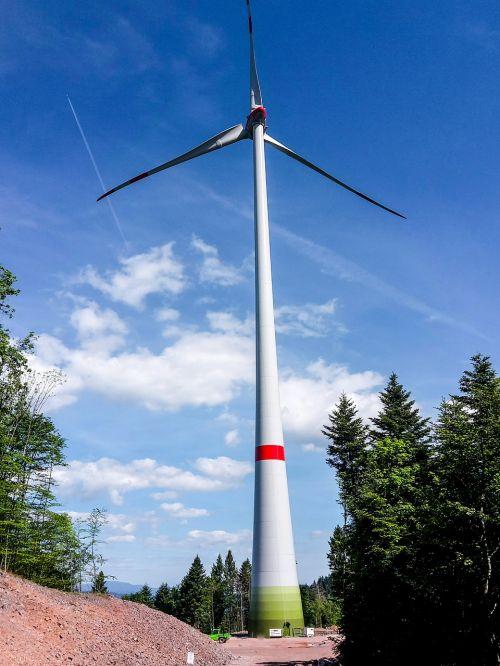 pinwheel wind power windmill wings