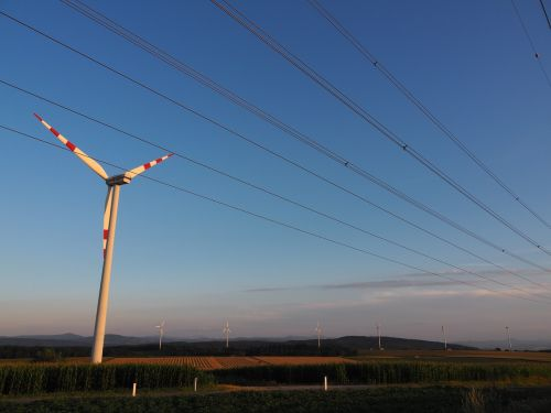 pinwheel alternative energy wind power