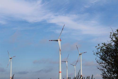 pinwheel wind windräder