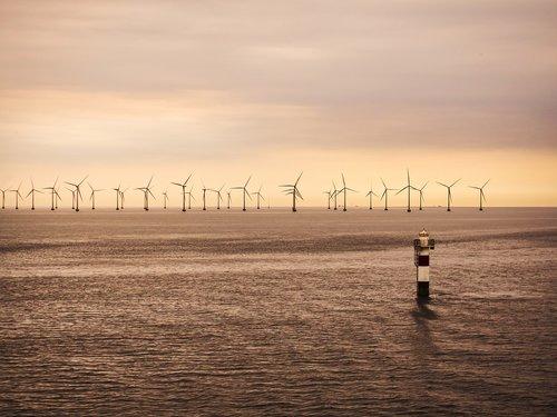 pinwheel  offshore  power generation
