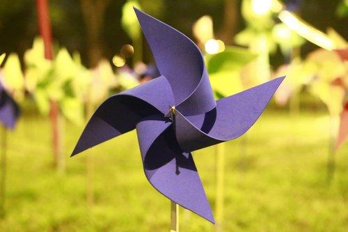pinwheel  pretty  highlights