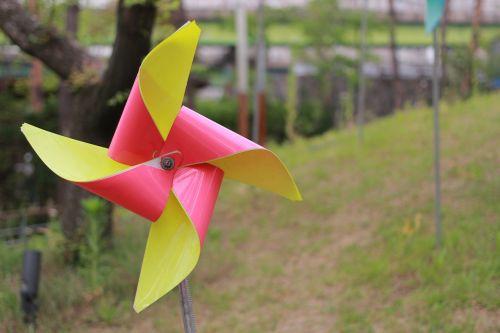 pinwheel park wind