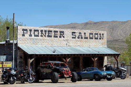 pioneer saloon  saloon  goodsprings