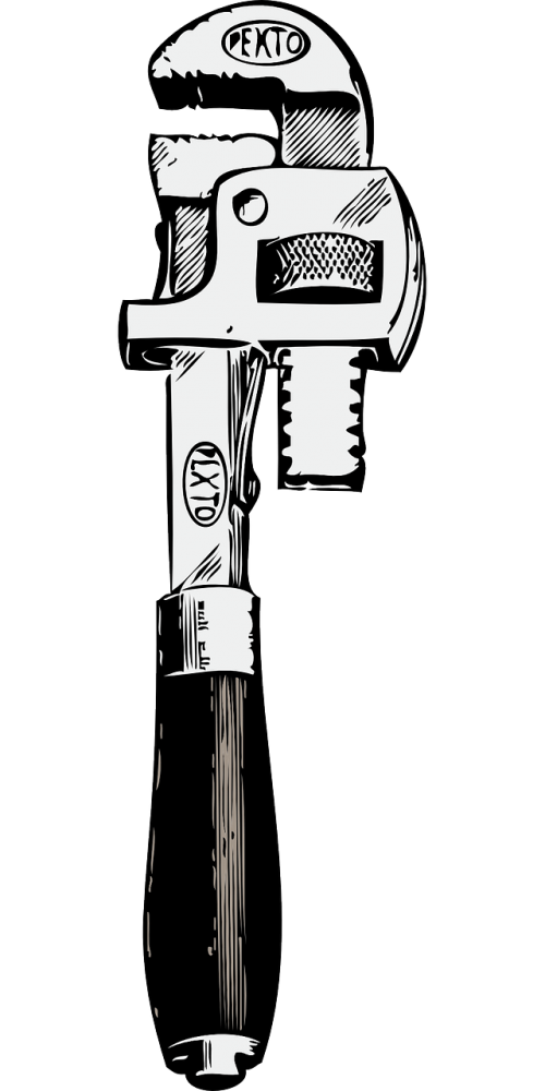 pipe wrench tool