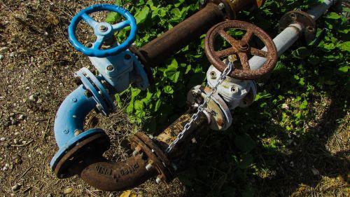 pipe taps plumbing