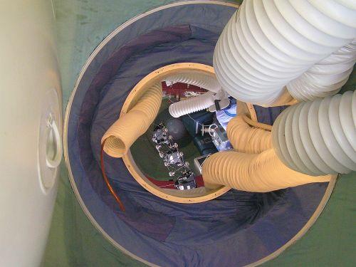 pipe capsule spaceship