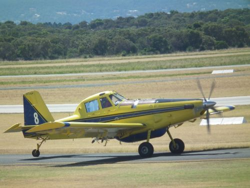 piper pa-28-161 water-bomber