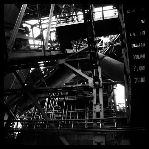 pipes factory industry