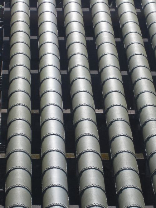 pipes power plant industry