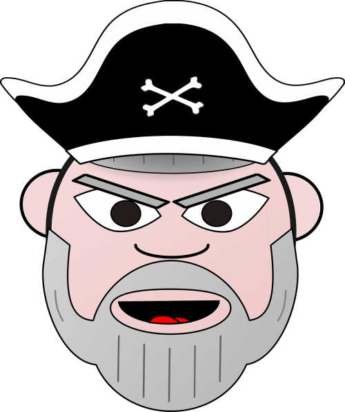 pirate captain old