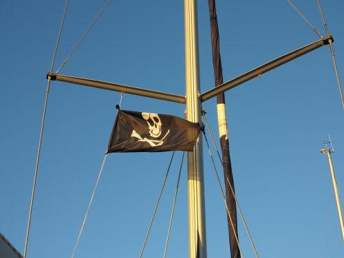 pirate sea blue
