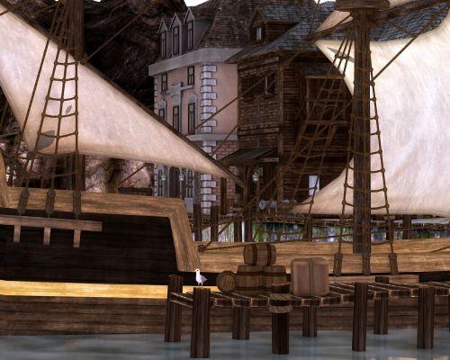 pirate pirate village swashbuckler
