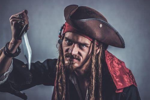 pirate seafarer captain