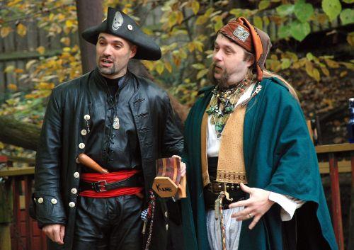 pirate renaissance fair men