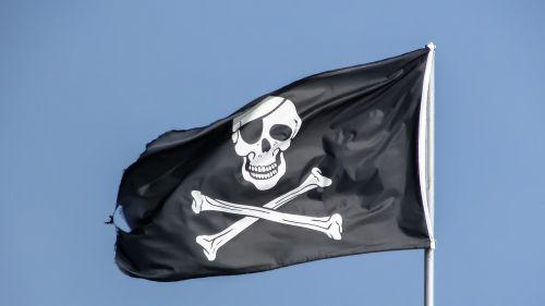 pirates flag skull