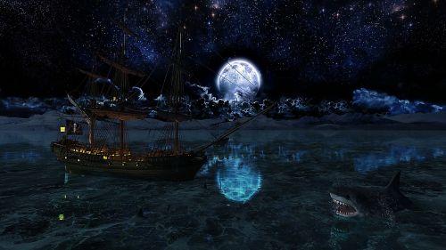 pirates ship hai