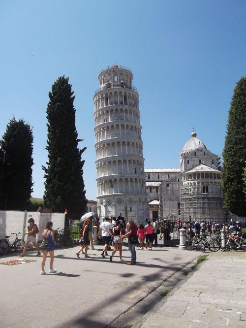 pisa italy tower