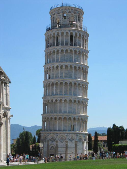pisa tuscany torre