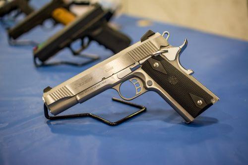 pistol gun handgun