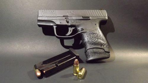 pistol magazine bullets