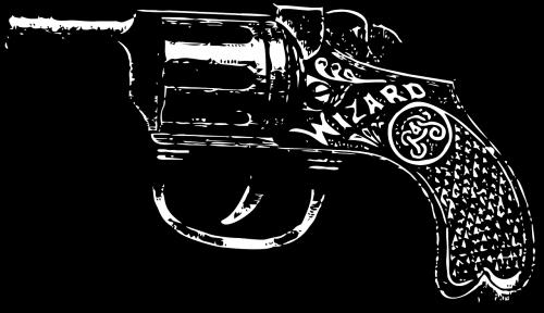 pistol vintage pistol gun